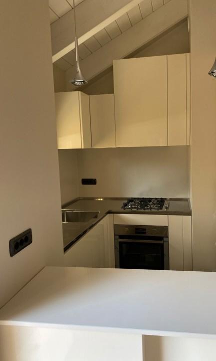 001(3) C181 Cucina inox e laccato bianco lucido Steellart