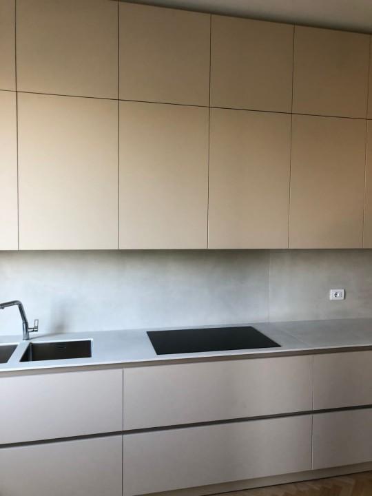 009(2) C179 Cucina in Fenix e Laminam Steellart