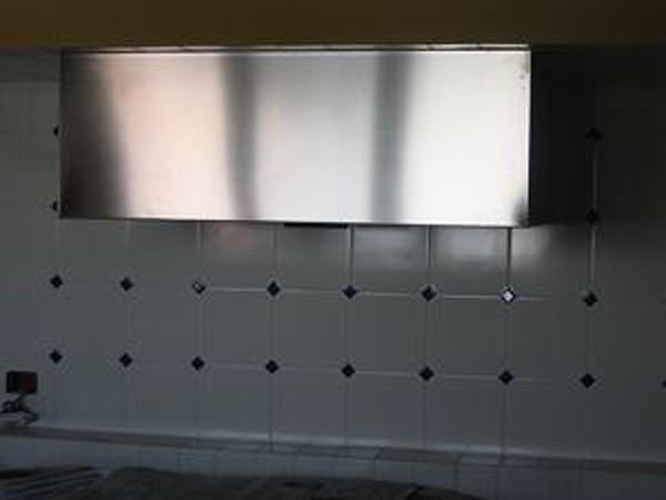 1126698105 ID7 Cappa in acciaio inox L 100cmx50cm Steellart