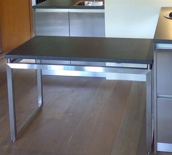 1191938888 A07 Tavolo acciaio-granito Steellart