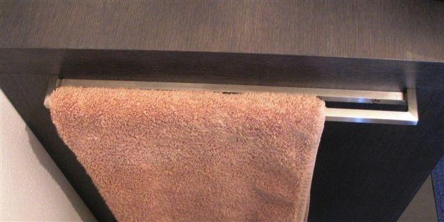 1194440875 ID20 Porta salviette inox Steellart