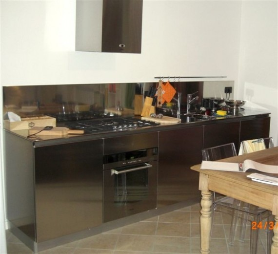 1238063728 C85 Stainless steel kitchen centre width 300 Steellart