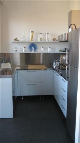 C02 Cucina a U - Küchen - Steellart