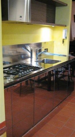 1258211159 C20 Stainless steel kitchen centre width 222 Steellart