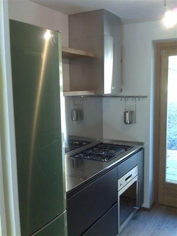 C21 Cucina su due lati - Küchen - Steellart