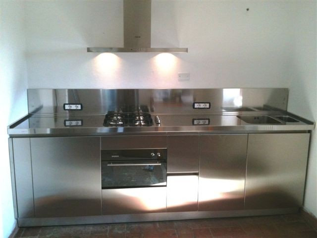 1305708517 C35 Stainless steel kitchen centre width 279 Steellart