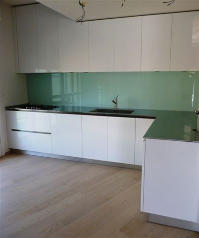 1312305676 C36 Wall kitchen width 341 cm Steellart
