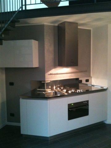 C43 Cucina ad angolo esterno - Küchen - Steellart