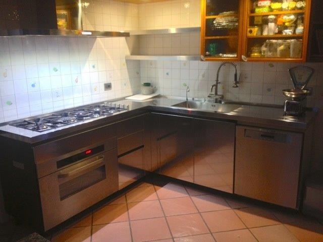 1386589611 C59 Stainless steel corner kitchen centre Steellart
