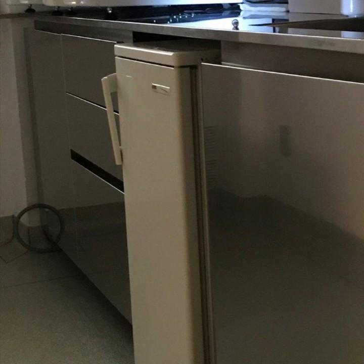 blocco in acciaio inox per sterilizzatori