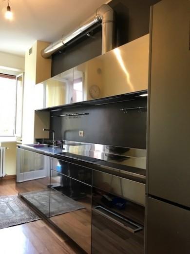 cucina acciaio inox