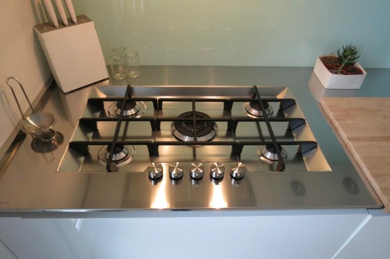 IMG 3796 C36 Wall kitchen width 341 cm Steellart