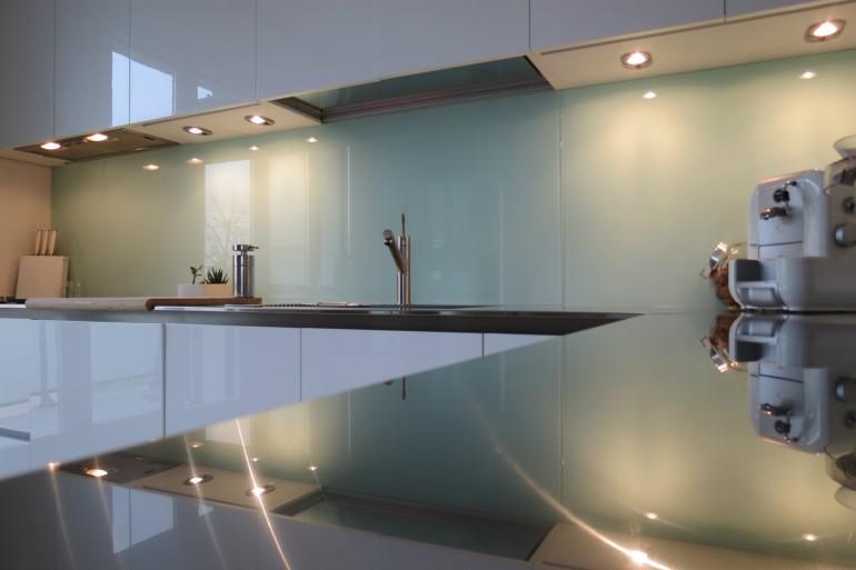 IMG 3799 C36 Cucina ad  angolo a parete L 341 cm Steellart