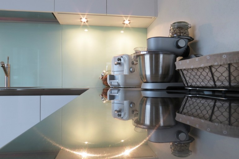 IMG 3801 C36 Cucina ad  angolo a parete L 341 cm Steellart