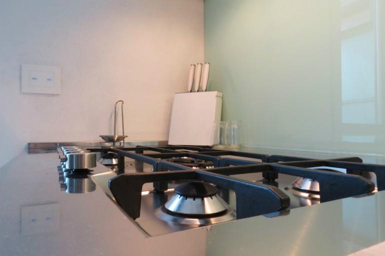 IMG 3803 C36 Cucina ad  angolo a parete L 341 cm Steellart