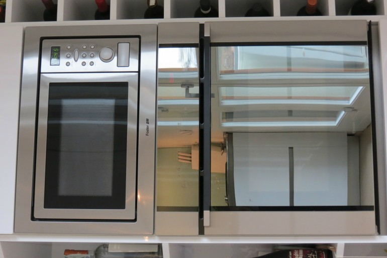 IMG 3808 C36 Wall kitchen width 341 cm Steellart