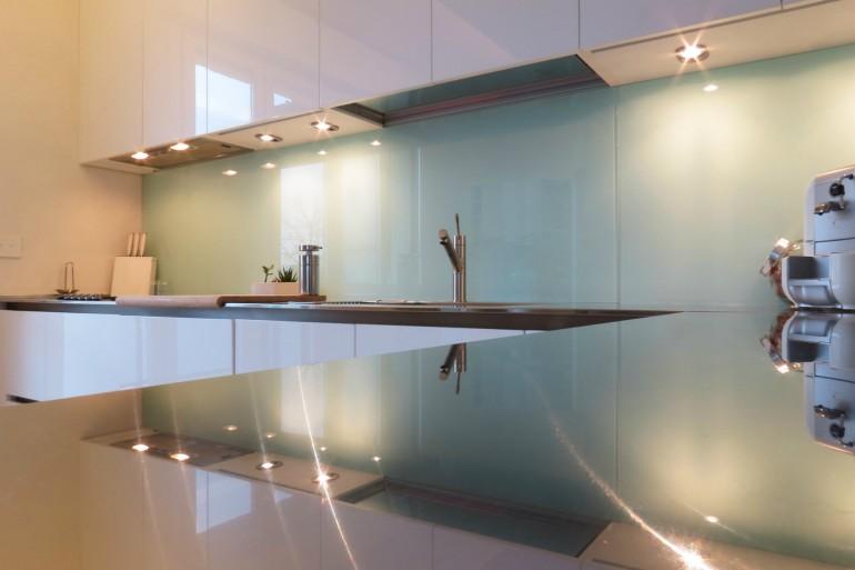 IMG 3819 C36 Cucina ad  angolo a parete L 341 cm Steellart