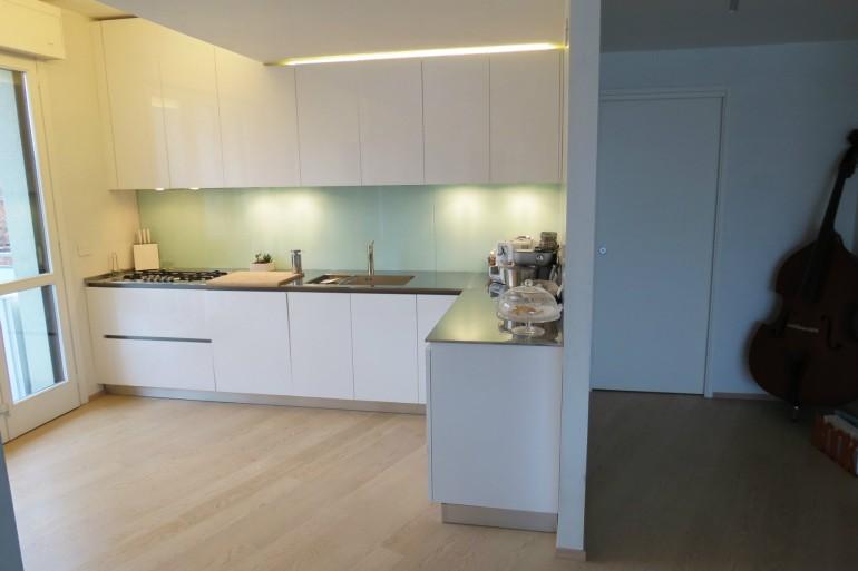 IMG 3821 C36 Wall kitchen width 341 cm Steellart