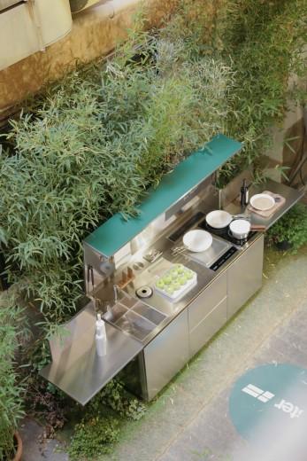 Outdoor stainless steel kitchen 3 giugno 2014 C67 Outdoor  Kitchen (  stainless  steel) Steellart