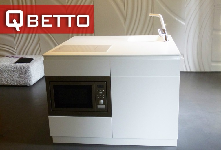 Qbetto Bianco3 Der QBETTO in EXPO 2015 (Deutsch Version) Steellart