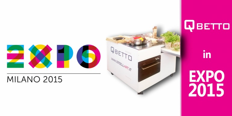 Qbetto EXPO 2x1 Der QBETTO in EXPO 2015 (Deutsch Version) Steellart