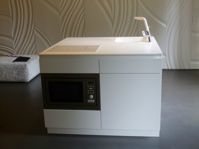 Qbetto bianco 1(1) C66 smallkitchen Q.betto 120x120cm Steellart