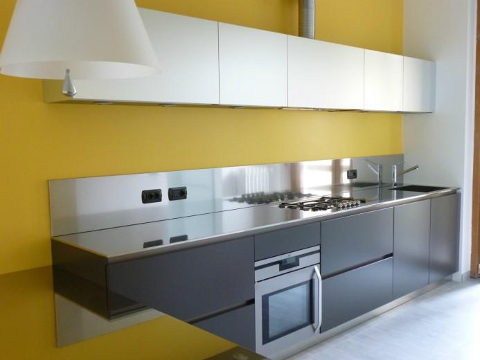 Roncagalle1 C81 Wall kitchen width 360 Steellart