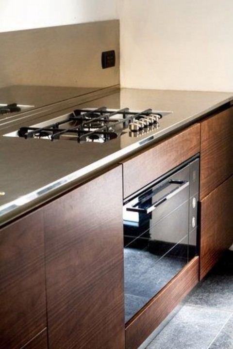cucine top inox