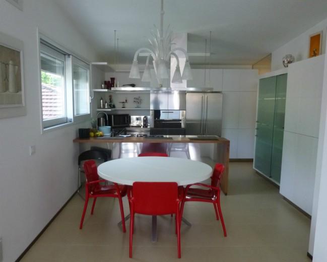 bASSI PER SITO MAGGIO 2013 C42 Cucina in acciaio inox  a penisola Steellart