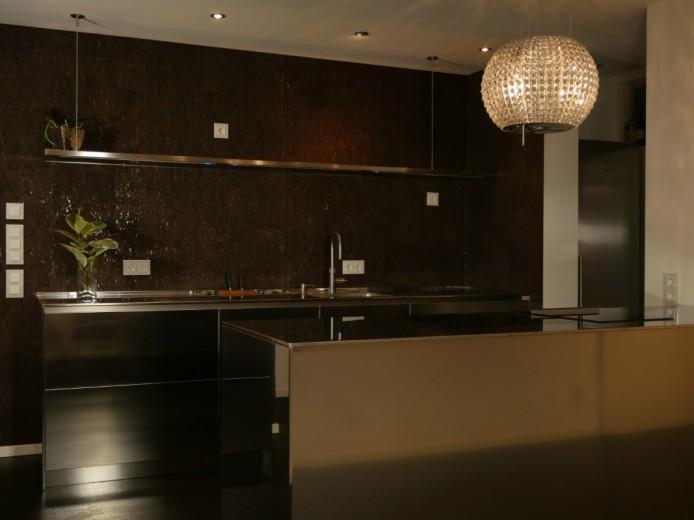 c123 cucina full inox a parete e penisola 9 5 C123 cucina full inox a parete e penisola Steellart